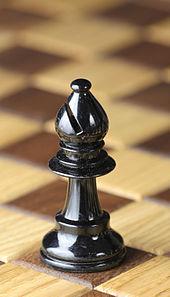 170px-Chess_piece_-_Black_bishop
